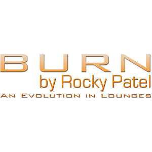 Logo - BURN by Rocky Patel
