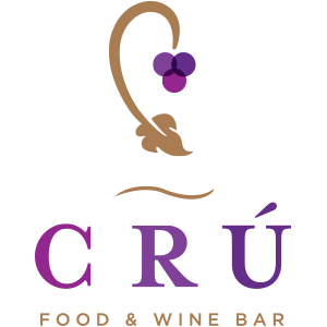 Logo for Cru Wine Bar