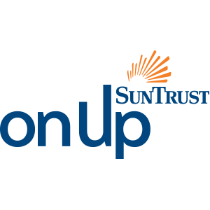 Logo - The OnUp Experience presented by SunTrust