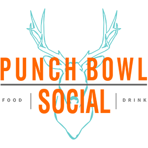 Logo - Punch Bowl Social