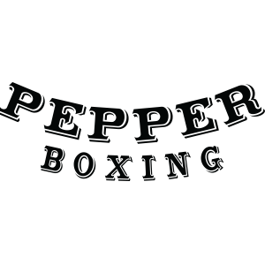 Logo - Pepper Boxing