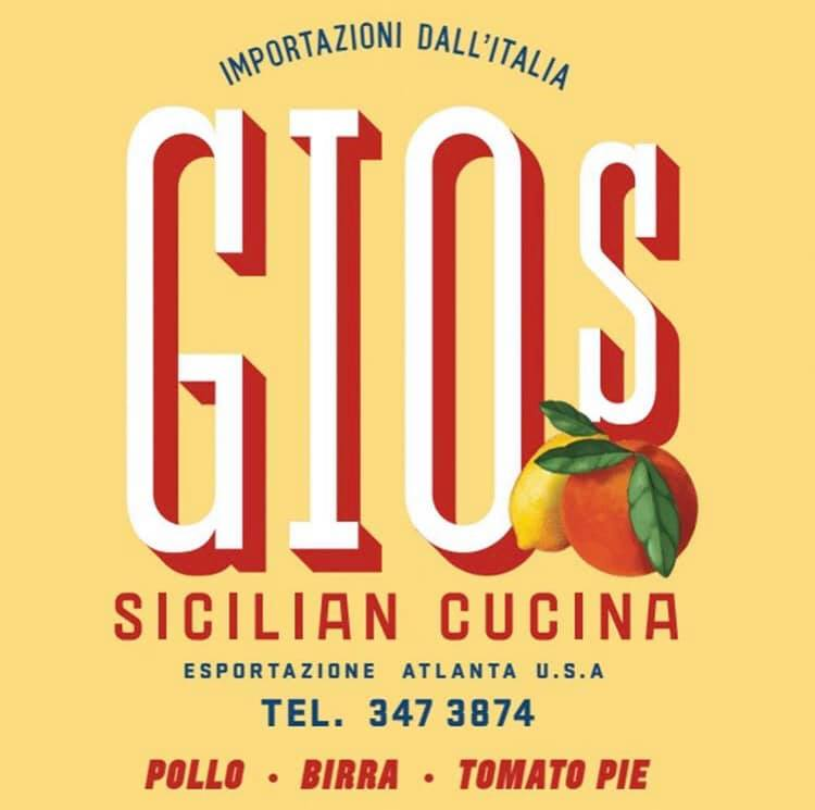 Logo - Gio's Chicken Siciliana