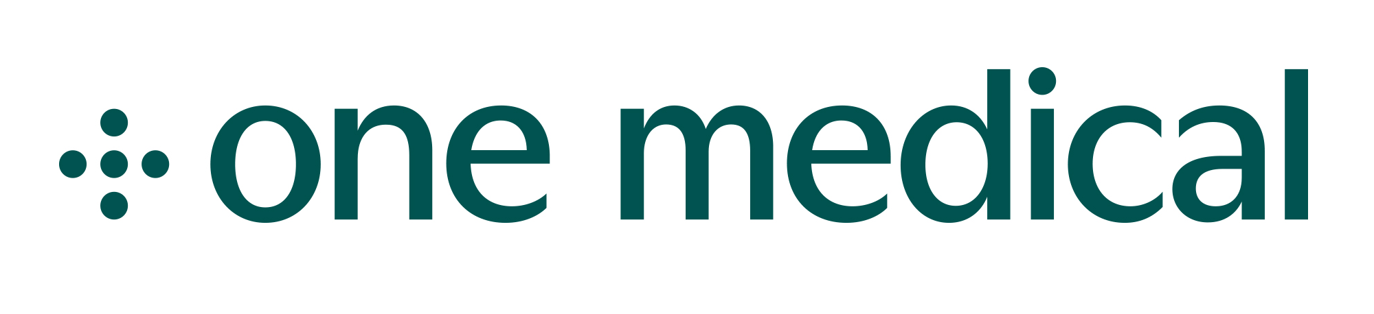 Logo - One Medical