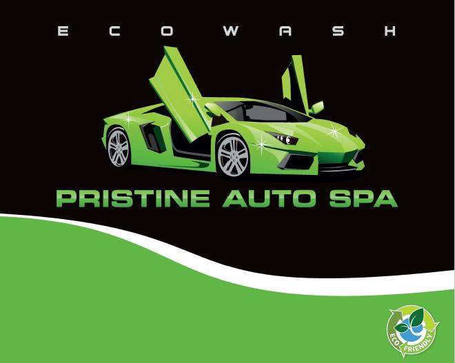 Logo - Pristine Auto Spa