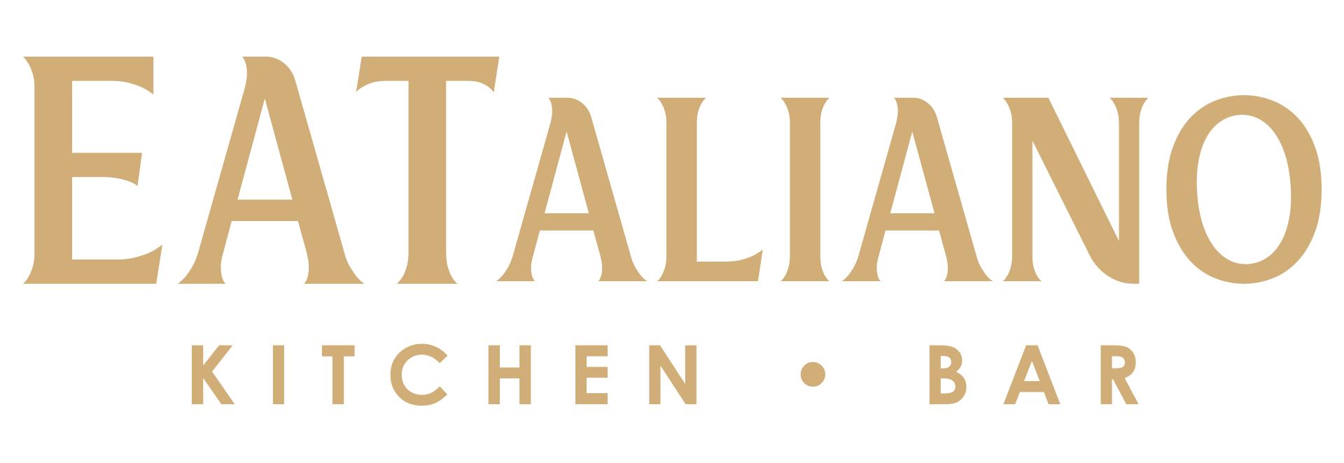 Logo - EATaliano Kitchen