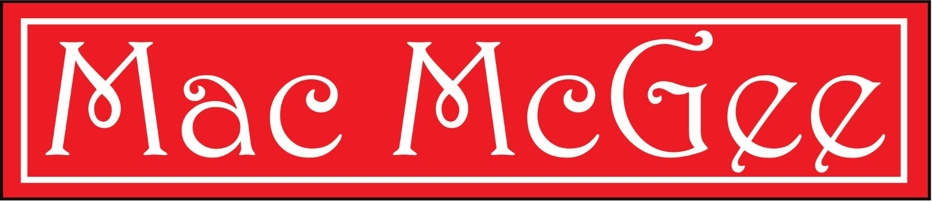 Logo - Mac McGee